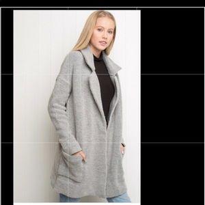 Brandy Melville long trench coat
